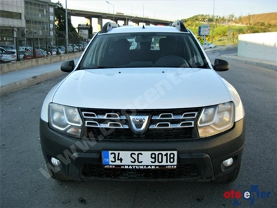 2017 DUSTER 1.5 DCİ  110Hp  AMBIANCE 4×4