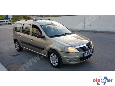 2010 MODEL KLİMALI DACIA LOGAN MCV