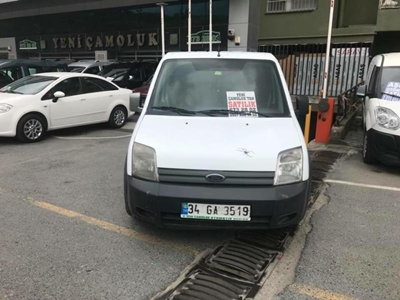 2008 MODEL FORD CONNECT PANELVAN
