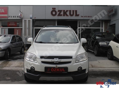 2009 CHEVROLET CAPTİVA 2.0D LT HİGH 4X4 7 KİŞİLİK SUNROOF