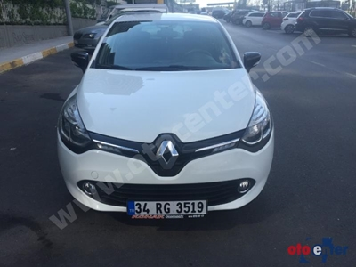 2016 MODEL CLIO TOUCH 1.5 DCI 75 Ps 94.000 Km