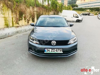 2015 MODEL VW JETTA 1.2 TSI TRENDLİNE