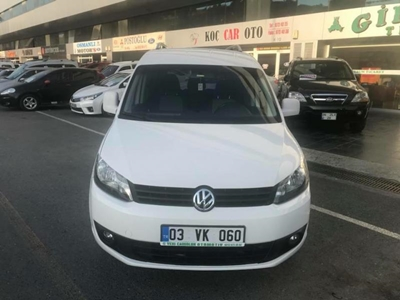 2012MODEL WW CADY 1.6 TDİ 102PS TRENDLİNE MANUEL VİTES 133000KM