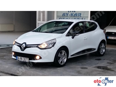 2016 MODEL DİZEL OTOMATİK ICON CLIO