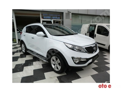 2012 KİA SPORTAGE FULL 1.6GSL PLUS ECO DİNAMİC CAM TAVAN SUNROOF