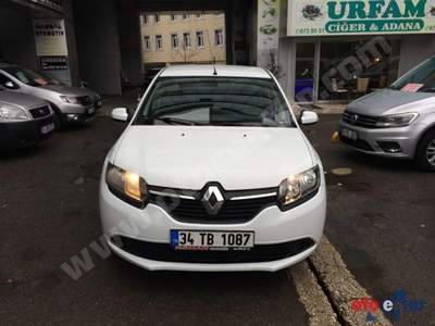 2016 MODEL SYMBOL 1.5 DCI 90 Ps JOY 67.000 Km ORJİNAL