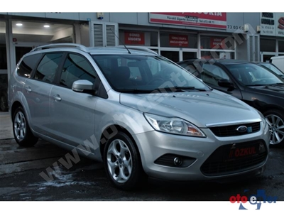 2011 FORD FOCUS 1.6 TDCİ COLLECTİON STW 163.00 KM'DE