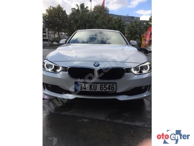 BMW 316 İ TECHNOLOGY PAKET  130 BİNDE KAZASIZ