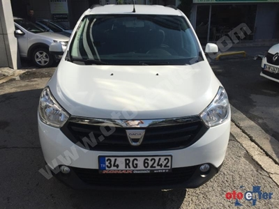 2016 MODEL DACIA LODGY LAUREATE 1.5 DCI 90Ps 94.300 Km 7 KİŞİLİK
