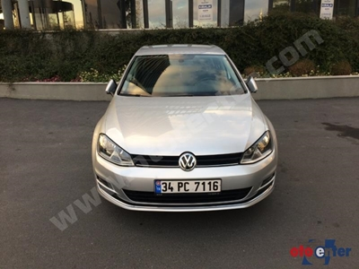 VW. Golf 1.6 TDİ. 110 Hp. Bluemotione Comfortline DSG Otomatik