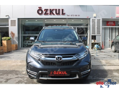 2019 HONDA CR-V 1.5 VTEC EXECUTİVE 15.000 KM'DE HATASIZ
