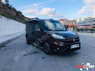 2016 MODEL FIAT DOBLO COMBI PREMIO PLUS 1.6 MJET 105 PS