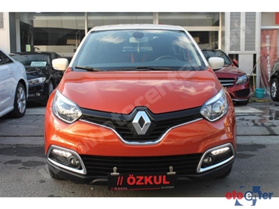 2016 RENAULT CAPTUR 1.2 TURBO İCON 20.000 KM OTOMATİK EXTRA'LI