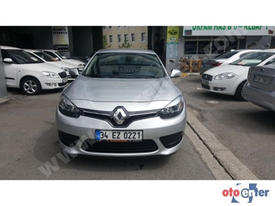 2014 MODEL FLUENCE JOY  1.5 DCİ 110 Ps OTOMATİK