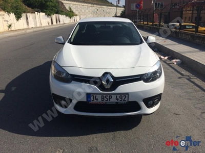 2016 MODEL FLUENCE 1.5 DCİ TOUCH 90 Ps 84.000 KM