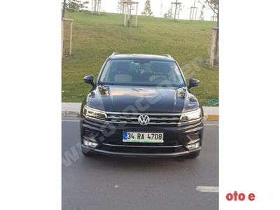 2016 MODEL VW TİGUAN 1.4 TSI 150 BG HİGHLİNE