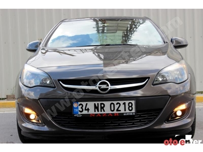 2015 MODEL YETKİLİ SERVİS BAKIMLI OPEL ASTRA BUSİNESS