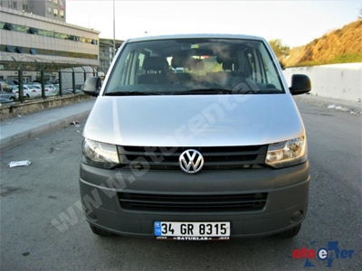 2012 Model TRANSPORTER 2.0 TDCİ CITY VAN 5+1 UZUN ŞASİ
