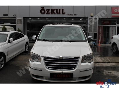 2011 CHRYSLER GRAND VOYAGER 2.8 CRD LİMİTED STOW'N'GO 7KİŞİLİK