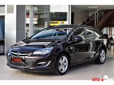2015 OPEL ASTRA SPORTS TOURER 1.6CDTİ SPORT SUNROOF'LU