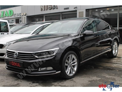 2016 VW PASSAT 1.6 TDİ 120 BG HİGHLİNE 76.000 KM'DE TAM FULL