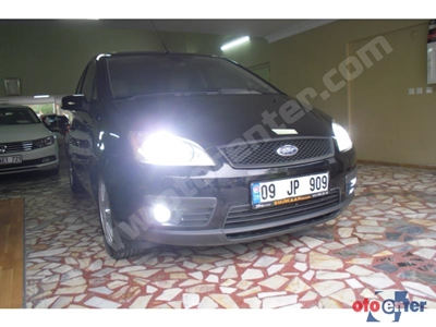 FORT C-MAX 1.6 TDCI GHİA 184000 KM SUNROOF LU 2006 MODEL DİSEL