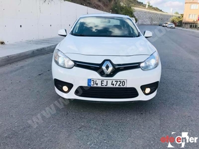 2015 MODEL RENAULT FLUENCE 1.5 DCI OTOMATİK VİTES 110 PS