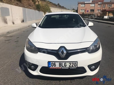 2016 MODEL FLUENCE 1.5 DCİ TOUCH 110 Ps OTOMATİK