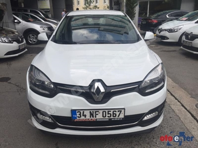 2015 MODEL MEGANE TOUCH PLUS 1.5 DCI 90 Ps