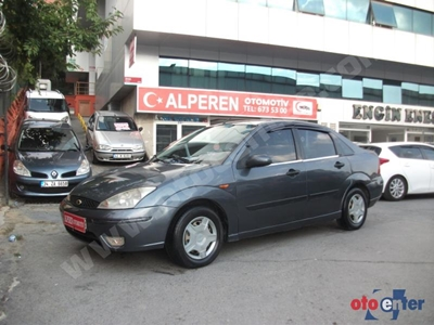 2004 FORD FOCUS 1.6 LPG'Lİ - SEDAN - COMFORT